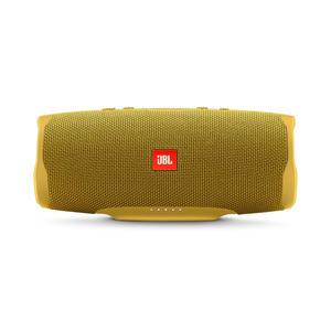 JBL Charge 4 gelb spritzwasserfester Lautsprecher