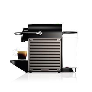 Krups XN304T Pixie Electric Titan Nespr Kapselmaschine Kaffeemaschine
