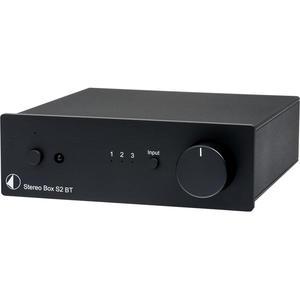 Project Stereo Box S2 BT schwarz Vollverstärker mit Blutooth