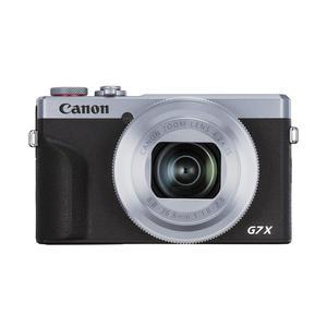 Canon PowerShot G7X MK III silver Profi-Cam mit 1 Zoll Sensor