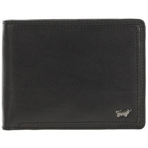 Braun Büffel Geldbörse 11CS schwarz 12cm