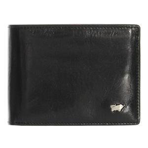 Braun Büffel Basic Geldbörse schwarz 11cm