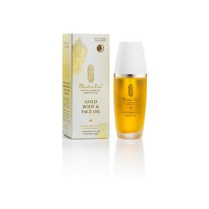 Gold Body & Face Oil