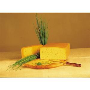 Bio-Almschnittlauch Käse ca.750g