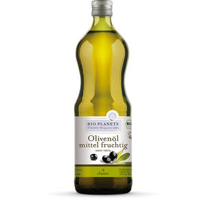 Bio Planete Olivenöl mittelfruchtig nativ extra 500ml