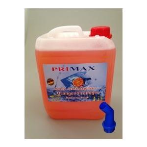 Primax Orangenöl-Reiniger Platinserie 5ltr. Kanister