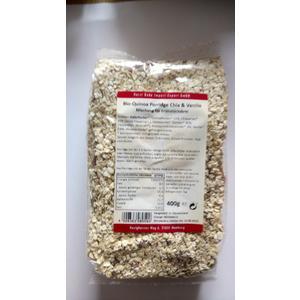 Bio Quinoa Porridge Chia & Vanille 400g