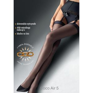 Coco Air 5 (5 DEN) Straps Strümpfe