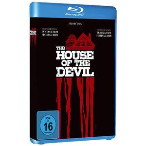 The House of the Devil#- Blu-Ray