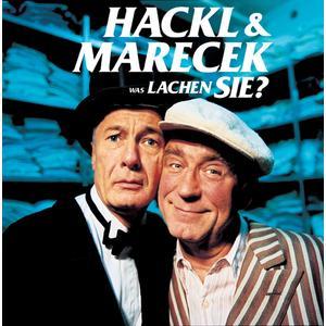 HACKL/MARECEK Was lachen Sie?- DCD