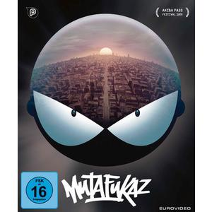 Mutafukaz (Limited Edition)#- Blu-Ray