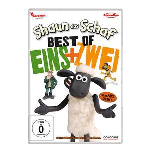 SHAUN DAS SCHAF Best Of Eins & Zwei#- DVD