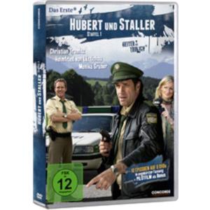 Hubert und Staller: Staffel 1#- DVD