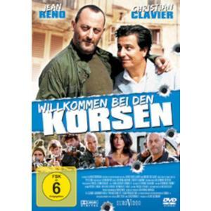 Willkommen bei den Korsen#- DVD