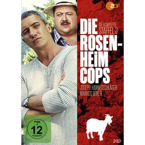 Die Rosenheim-Cops: Staffel 03#- DVD