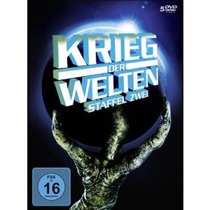 Krieg der Welten: Staffel 2- DVD