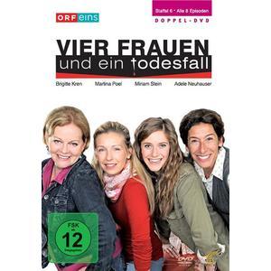 Vier Frauen und ein Todesfall: Staffel 6#- DVD