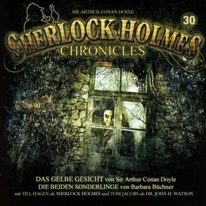SHERLOCK HOLMES CHRONICLES Das gelbe Gesicht - Folge 30- CD