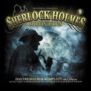 SHERLOCK HOLMES CHRONICLES Das Freimaurer-Komplott - Folge 9- DCD