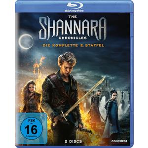 The Shannara Chronicles: Staffel 2#- Blu-Ray
