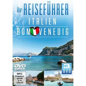 IHR REISEFÜHRER Italien - Rom - Venedig- DVD