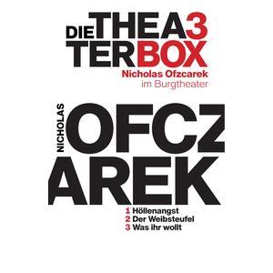 OFCZAREK, NICHOLAS Burgtheater Set- DVD