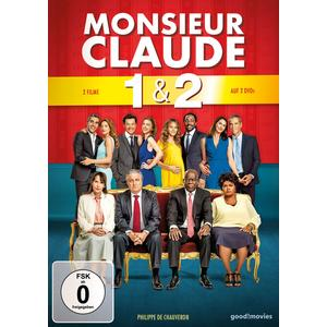 Monsieur Claude 1+2#- DVD