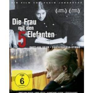 Die Frau mit den 5 Elefanten*- DVD