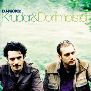 KRUDER & DORFMEISTER DJ Kicks- MLP/LP