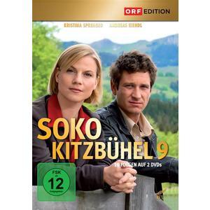 ORF EDITION SOKO Kitzbühel 09- DVD