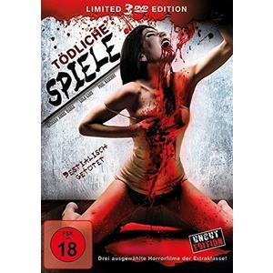 Tödliche Spiele (Uncut) FSK 18- DVD