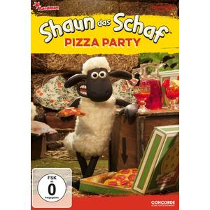 SHAUN DAS SCHAF Pizza Party#- DVD