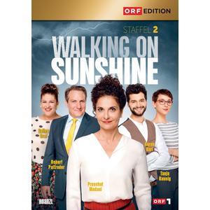 ORF EDITION Walking on Sunshine: Staffel 2- DVD