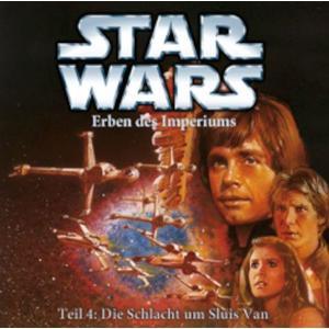 STAR WARS Erben des Imperiums: Die Schlacht um Sluis Van - Teil 4- CD