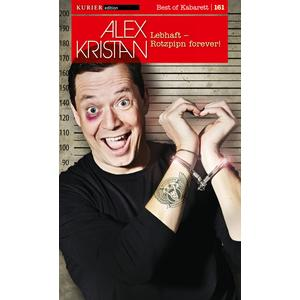 Edition KRISTAN, ALEX Lebhaft - Rotzpipn forever- DVD