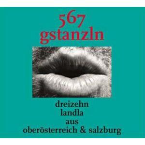 VARIOUS 5,6,7 Gstanzln- CD
