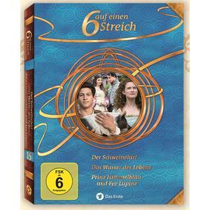 Sechs auf einen Streich: Märchenbox Vol.15- DVD