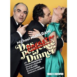 NIAVARANI, MICHAEL Das perfekte Desaster Dinner- DVD