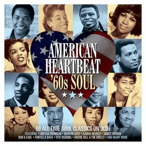VARIOUS American Heartbeat - '60s Soul- DCD
