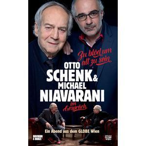 SCHENK & NIAVARANI Zu blöd um alt zu sein- DVD