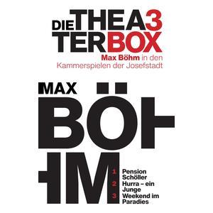 BÖHM, MAXI Set: Maxi Böhm (Josefstadt)- DVD