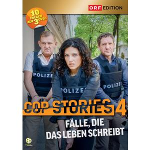 ORF EDITION CopStories: Staffel 4- DVD