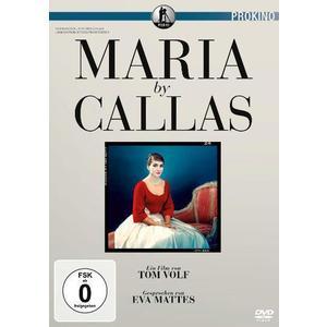 Maria By Callas- DVD