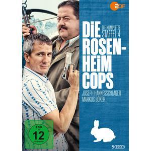 Die Rosenheim-Cops: Staffel 04- DVD