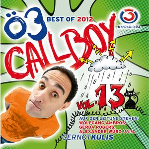 KULIS, GERNOT Callboy Vol. 13 CD- CD