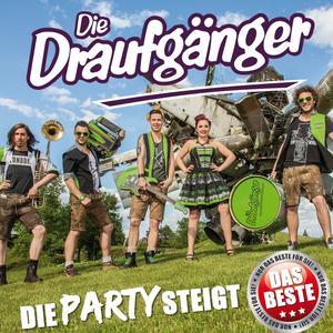 DRAUFGÄNGER, DIE Die Party steigt- CD
