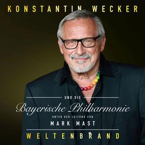 WECKER, KONSTANTIN / BAYERISCHE PHILHARMONIE Weltenbrand- DCD