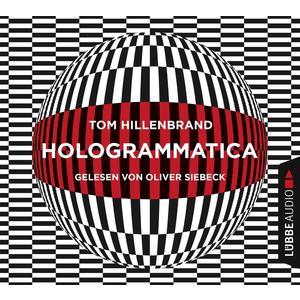 HILLENBRAND, TOM Hologrammatica- DCD