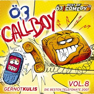 KULIS, GERNOT Callboy Vol. 8 CD- CD