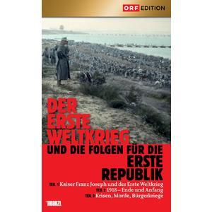 ORF Doku: Der Erste Weltkrieg- DVD